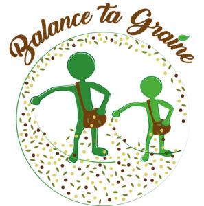 Logo balance ta graine